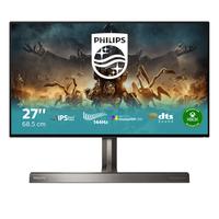 Philips Ontworpen voor Xbox 4K HDR-scherm met Ambiglow Monitor - Zwart