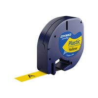 DYMO De plastic band S0721620 geeft u de mogelijkheid om eenvoudig en snel etiketten te maken. Hij is eenvoudig los .....