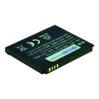 2-Power Battery for - PDA, Li-Ion, Black Pièces de rechange de téléphones mobiles - Noir
