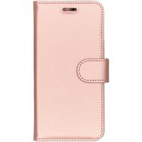 Accezz Wallet Softcase Booktype Nokia 3.1 - Rosé Goud / Rosé Gold
