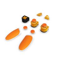 Thrustmaster ESWAP LED Orange Crystal Pack - Oranje