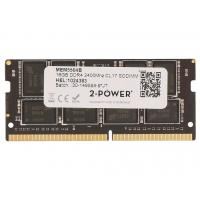 2-Power 16GB DDR4 2400MHz CL17 SODIMM Memory Mémoire RAM