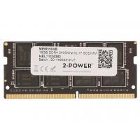 2-Power 16GB DDR4 2400MHz CL17 SODIMM Memory RAM-geheugen
