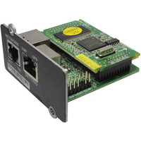 PowerWalker Mini NMC Card SNMP Module, ARM 36 MHz 32 bit, 16 Mbyte SDRAM, 4 Mbyte flash, 10 m/100 m UTP, .....