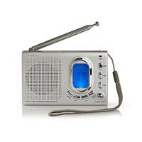 Nedis RDWR1000GY Radio - Gris