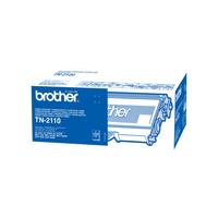 Brother TN-2110 tonercartridge Toner  - Zwart