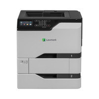 Lexmark CS720dte Laserprinter - Zwart,Cyaan,Magenta,Geel