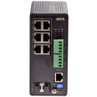 Axis T8504-R Switch - Noir