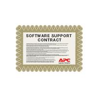APC 3 Year InfraStruXure Central Enterprise Software Support Contract Extension de garantie et support