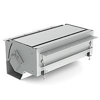 Kindermann 4-fold, CablePort, aluminum - Aluminium