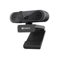 Sandberg USB Pro Webcam - Noir