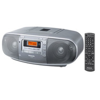 Panasonic RX-D50 CD-radio - Zilver
