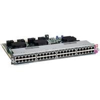Cisco Catalyst 4500 E-Seri 48-Port 10/100/1000 Netwerkswitch module