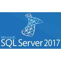 Microsoft SQL Server 2017 Logiciel de base de données
