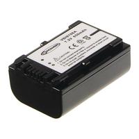 2-Power Camcorder Battery 6.8v 980mAh - Noir