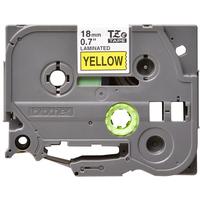 Brother TZE641 Labelprinter tape - Geel