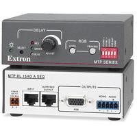 Extron MTP RL 15HD A SEQ Récepteur AV - Noir
