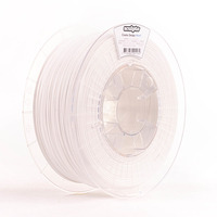 Sculpto White filament, 1.75mm, 1000g - Wit