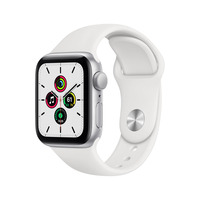 Apple Watch SE 40mm Zilver Smartwatch