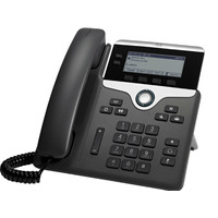 Cisco 7811 Téléphone IP - Noir, Argent