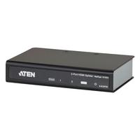 Aten 2 Port HDMI Splitter 4K/2K Videosplitter - Zwart