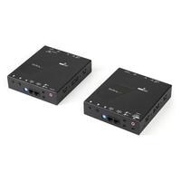 StarTech.com Kit extendeur HDMI via IP - 4K Rallonges AV - Noir