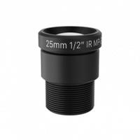 Axis M12, 25 mm, 4 pcs. Lentille de caméra - Noir