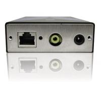 ADDER Link X100-USB/P KVM PS2 VGA Audio Out (USB CAM) 100M Remote User Station Extender Pair