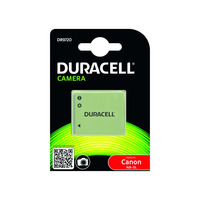 Duracell Digitale camera batterij 3.7V - 1000mAh - Grijs