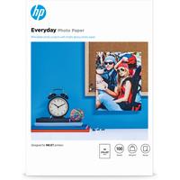 HP Everyday glanzend, 100 vel, A4/210 x 297 mm Fotopapier
