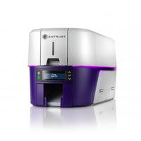 DataCard DS1 Imprimante de carte - Gris,Violet