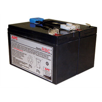 APC Batterij Vervangings Cartridge RBC142 UPS batterij - Zwart