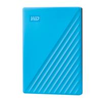 Western Digital My Passport Disque dur externe - Bleu
