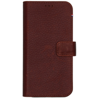 Decoded 2 in 1 Leather Detachable Wallet iPhone 12 6.1 inch - Bruin