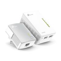 TP-LINK AV600 Powerline adapter - Wit