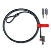 DELL 461-10169 - Black Verrous de câble - Noir