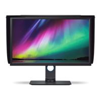 Benq SW320 Monitor - Grijs