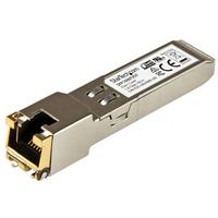 StarTech.com Module de transceiver SFP 1000Base-TX Gigabit RJ45 en cuivre - Conforme aux normes MSA - 100 m .....