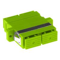 ACT EA1027 Adaptateurs de fibres optiques - Vert, Citron vert