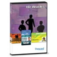 DataCard ID Works Standard Logiciel de création graphiques et photos