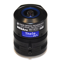 Axis Theia Varifocal Ultra Wide Lens Lentille de caméra - Noir