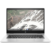 HP Chromebook x360 14 G1 Laptop - Zilver
