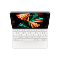 Apple Magic Keyboard voor 12,9‑inch iPad Pro (5e generatie) - AZERTY - Wit