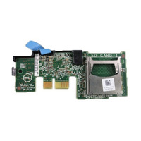 DELL Internal Dual SD Module - ( SD ) - voor PowerEdge R430, R630, R730, R730xd, T430, T630 Kaartlezer