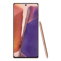 Samsung Galaxy Note20 5G Mystic Bronze Smartphone - 256GB