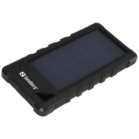 Sandberg Outdoor Solar Powerbank 16000 - Noir