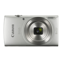 Canon Digital IXUS 185 Digitale camera - Zilver