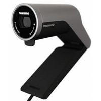 Cisco PrecisionHD, Refurbished Webcam - Zwart, Zilver