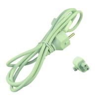 2-Power EU Plug Power Cord, white Cordon d'alimentation - Blanc