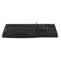Logitech Keyboard K120 for Business - QWERTY Toetsenbord - Zwart
